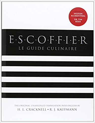 Auguste Escoffier Le Guide Culinaire Pdf