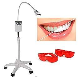 Dental Teeth Whitening Bleaching Accelerator LED Light Lamp Tooth Whitener Light MD666 (CA NJ Warehouse)