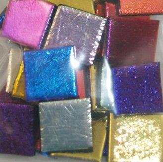 DICHROIC MOSAIC TILES (Glass Dichroic Mosaic)