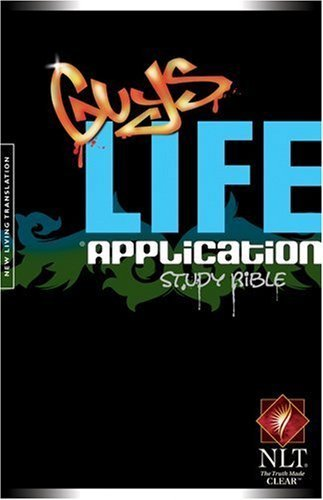 Guys Life Application Study Bible - 4