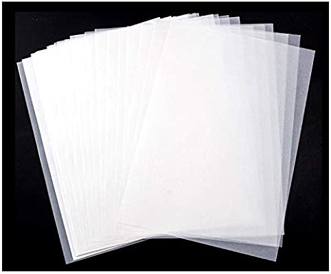 Amaoma Papel de Calco,papel transparente 10 cm x 15 cm,130 g/m² ...