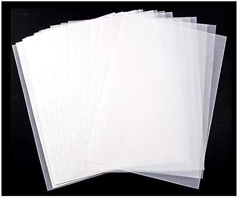 Amaoma Papel de Calco,papel transparente 10 cm x 15 cm,130 ...
