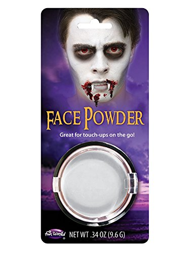 Fun World  Pressed Powder Compact Costume Makeup