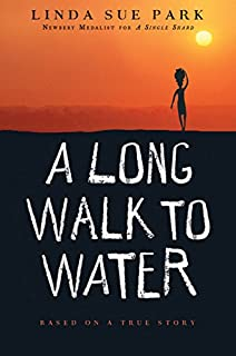 Book Cover: A Long Walk to Water: Based on a True Story