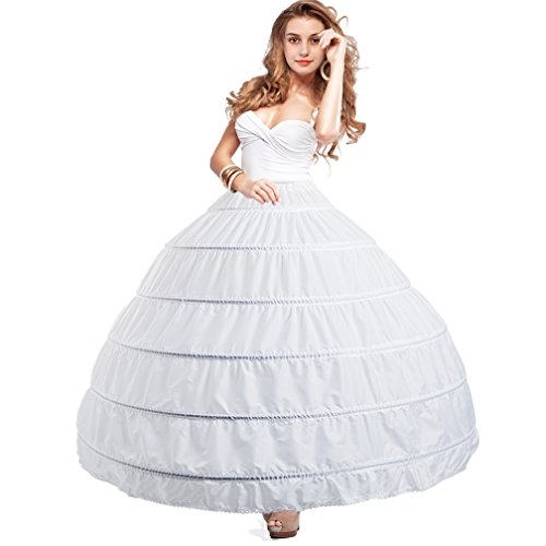 Review Underskirt Ball Gown Petticoat