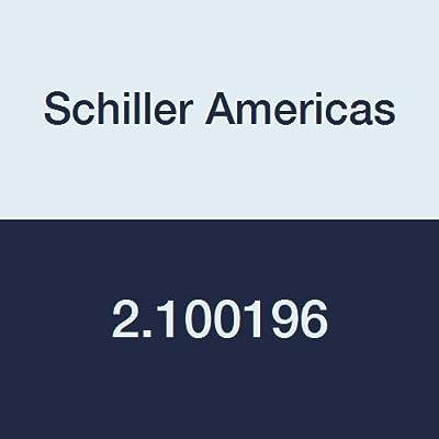 Schiller Americas 2.100196 Barcode Scanner Swivel Holder for ECG Carts, Black