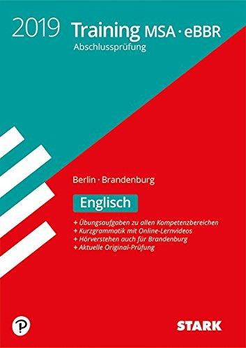 Training MSA/eBBR - Englisch - Berlin/Brandenburg