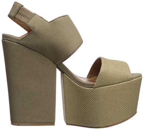 Women's Light Platform Brown Amazee Sandal Wedge Matiko XPgdTqX