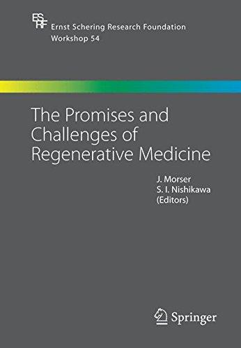 Download The Promises and Challenges of Regenerative Medicine (Ernst Schering Foundation Symposium Proceedings) pdf epub
