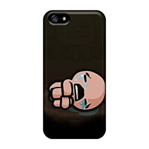 Excellent Hard Cell-phone Cases For Iphone 5/5s (cKF16051fQBY) Customized Attractive The Binding Of Isaac Pictures