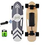 Tooluck Electric Skateboard with Remote, 350W