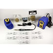 Hakko FX888D-23BY Soldering Station with T18-B/BL/I/D24/D32/C05/S7/599-029 by Hakko