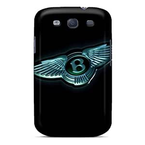 Bentley Logo Case Compatible With Galaxy S3/ Hot Protection Case
