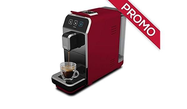 Máquina de café Caffitaly Luna S32 roja – polos Recambios: Amazon.es: Hogar