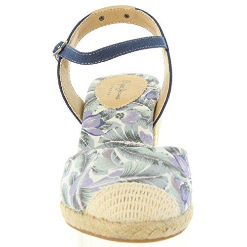 Sandali Par Donna Pepe Jeans Pls90273 Kinney 530 Anyl