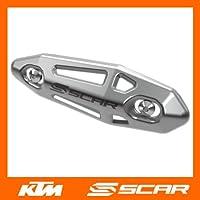 Protección para tubo de escape universal, 4tiempos KTM