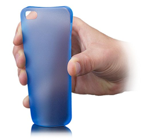 iCues Zero Cover für Apple iPhone 5 gelb