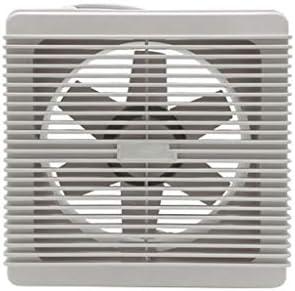 XDDDX ウィンドウタイプ換気ファン、キッチンバスルームのマウント排気ファン、スーパーサイレント