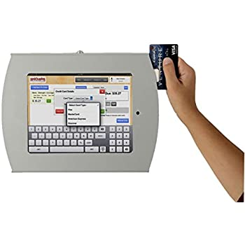 Amazon Com Ipad Enclosure Square Bracket For Credit Card