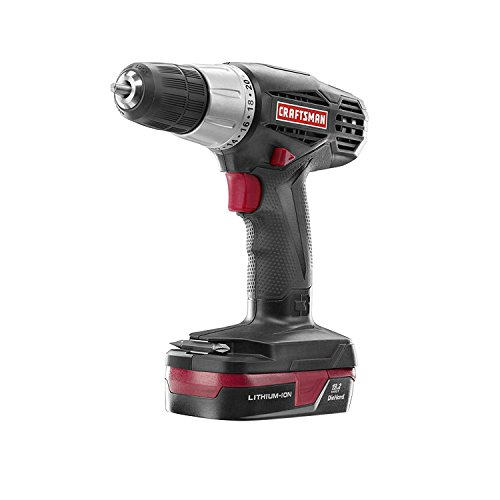 Craftsman Compact Drill - Craftsman C3 19.2-volt 3/8-in. Lithium-ion Drill/driver Kit