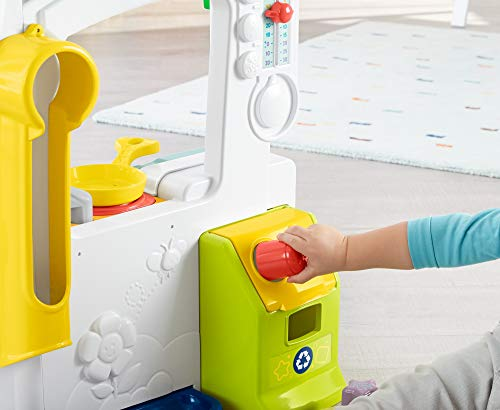 Fisher-Price Laugh & Smart Learning Home