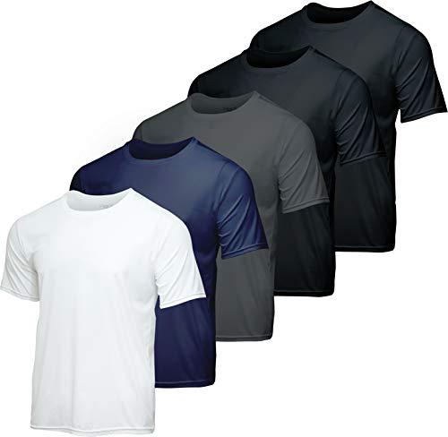 מארז 5 חולצות DRY FIT