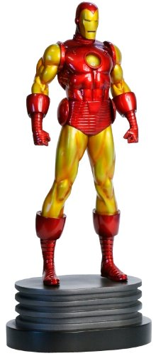 Bowen Designs The Invincible Iron Man Painted Statue (Classic Museum Version)