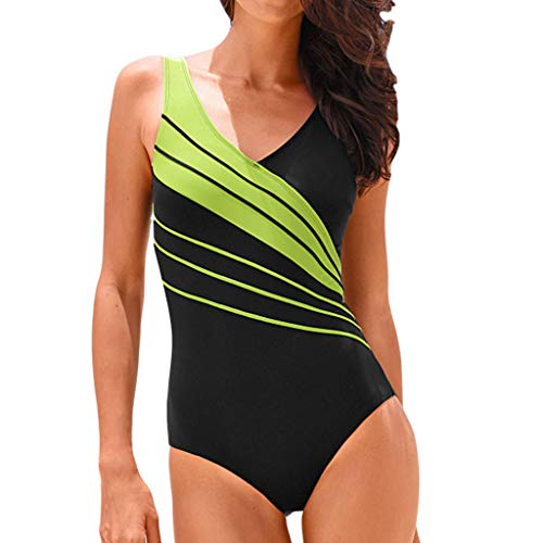 Willow S Womens Sexy One Piece Costume Padded Swimsuit Monokini Bikini Sets Swimwear Green
