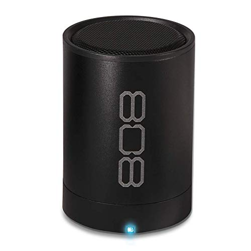 808 Canz 2 Wireless Bluetooth Speaker - Black