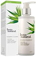 Refine the tone and texture of your skin with our Vitamin C Facial Acne Cleanser. Infused with the natural antioxidant Vitamin C and extracts such as Green Tea, Chamomile and Sugar Cane, this acne wash defends the skin, while Coconut Water an...