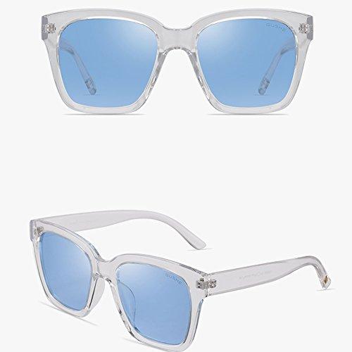 Polarizing Color 7 de DT Masculinas Driver Mirror Estilo Gafas Sol Nuevo de Driving Sol Gafas 6qwqfOz