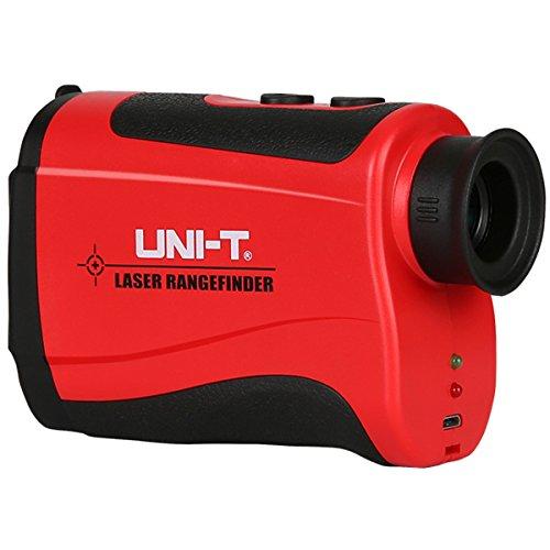HITSAN UNI-T LM600 600M Laser Rangefinder Distance Meter Monocular Telescope Speed Tester Hunting Golf One Piece