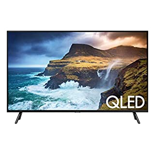 Samsung Q70 Series 82-Inch Smart TV, Flat QLED 4K UHD HDR - 2019 Model