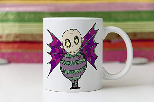 funny mug, coffee cup, Halloween decoration, Funny Coffee Mug, zombie, Gift for Her, Birthday Gift Idea, Office Mug, Halloween -