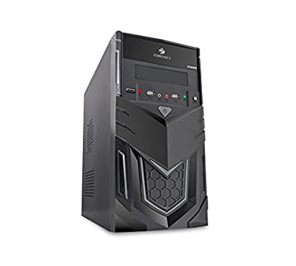 Zebronics CPU Cabinet With SMPS 121: YES: Amazon.in: Computers ...
