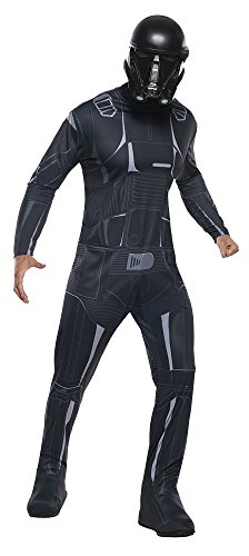Rogue One: A Star Wars Story Men's Death Trooper Costume, Multi, Standard