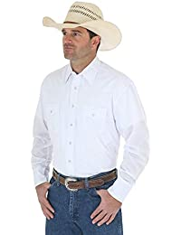 Men's Sport Western Snap-Front Long-Sleeve Shirt
