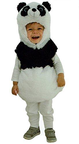 Baby Infant Plush Panda Bear Costume 6/12 or 12/18 Months (6 to 12 (Baby Kung Fu Panda Costume)