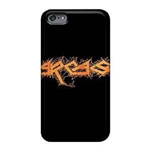 Great Hard Cell-phone Case For Iphone 6 With Provide Private Custom High Resolution Carcass Band Skin JohnPrimeauMaurice