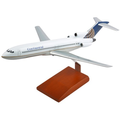 Mastercraft Collection B727-200 Continental Model