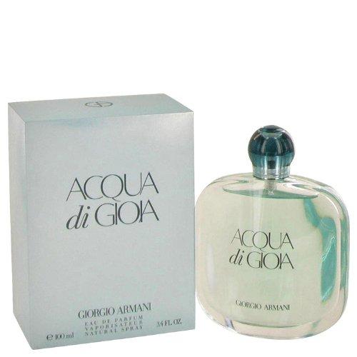 Giorgio Armani Acqua Di Gioia Eau de Parfum Spray, 3.4 Ounce - Giorgio Armani Women Perfume