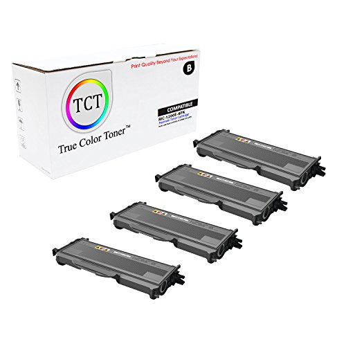 TCT Premium Compatible Toner Cartridge Replacement for Ricoh 1200E 406837  Black Works with Ricoh SP1200S SP1200SF SP1200N Printers (2,600 Pages) - 4
