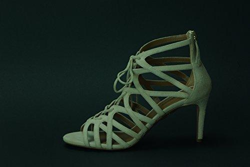 AQUAZZURA Ivy Sandal 75 Nude (37.5)