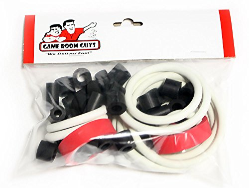 Data East Star Wars Pinball White Rubber Ring Kit (Data East Pinball)