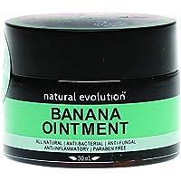 Natural Evolution All Natural Healing Banana Ointment 30 ml, 0.11 milliliters