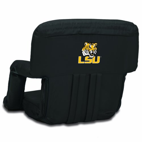 NCAA LSU Fightin Tigers Ventura Portable Reclining Seat ()