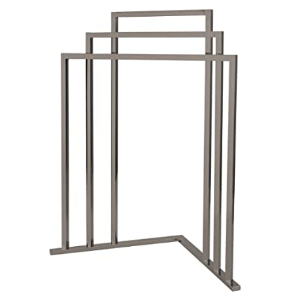 Kingston Brass SCC8278 L Shape 3-Tier Steel Construction Corner ...
