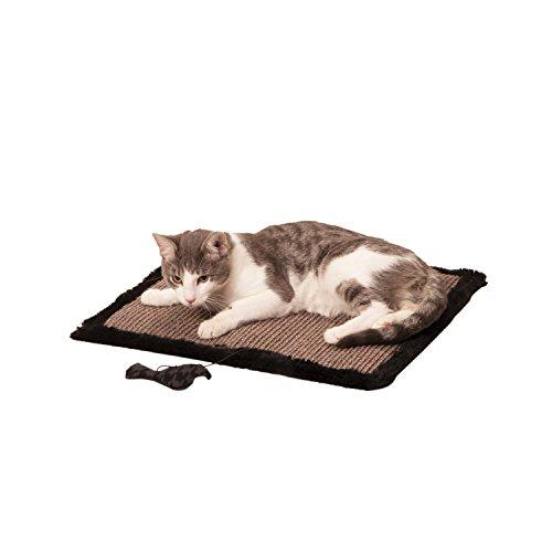 Max & Marlow Scratch Mat, (Carpeted Cat)