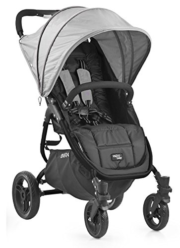 Amazon.com : Valco Baby Snap4 Stroller With Vogue Hood (Silver) : Standard Baby Strollers : Baby