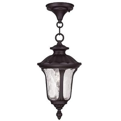Livex Oxford 7849 Outdoor Hanging Lantern